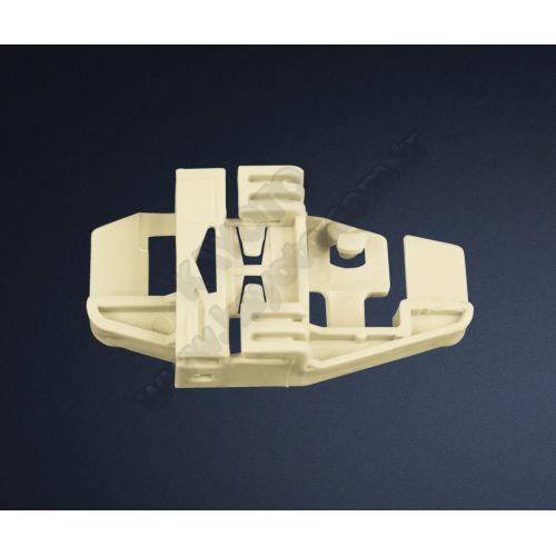 Citroen C3 2002-2009 Cam Kriko Plastiği Arka Sağ