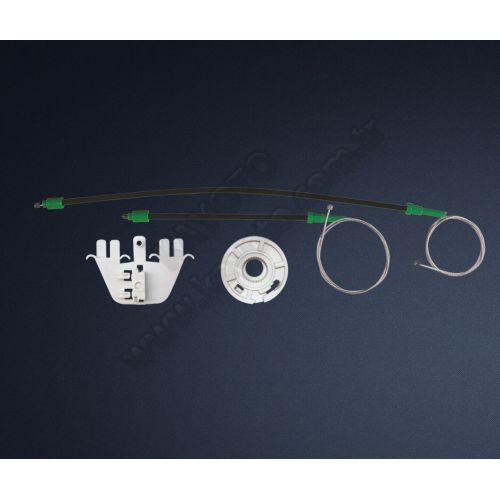 Iveco Yeni Model Cam Kriko Teli Sağ Tamir Takımı