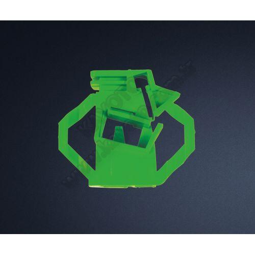 Cordoba 1993-2002 Cam Kriko Plastiği Yeşil Ön Sağ