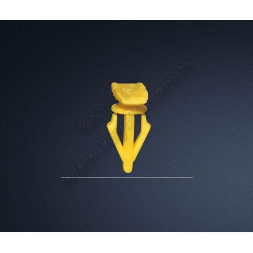 Toz Fitil Klipsi, Sarı 82132-22100 Hyundai